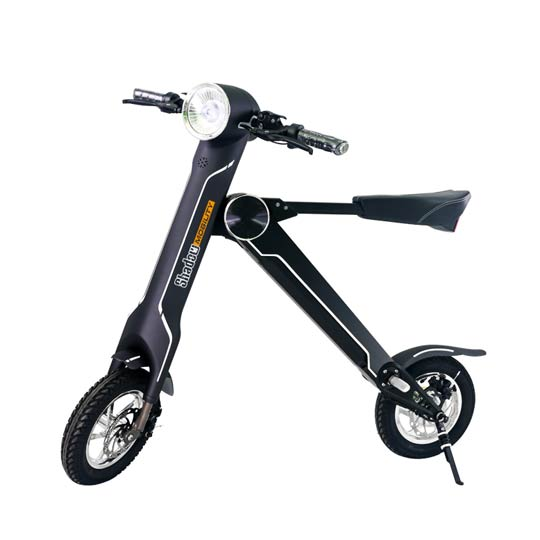 Scooter Eléctrico SM01 Black
