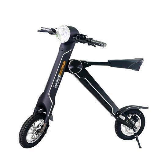 Scooter Eléctrico SM01 Black