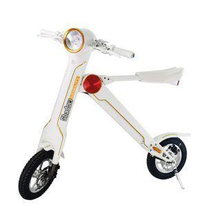 Vehículos Eléctricos: Scooter Eléctrico SM01 Blanco