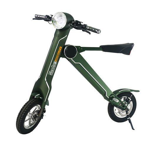 Scooter Eléctrico SM01 Verde