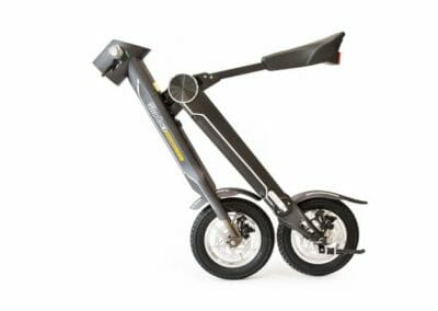 Scooter Eléctrico Plegable Shadow Mobility