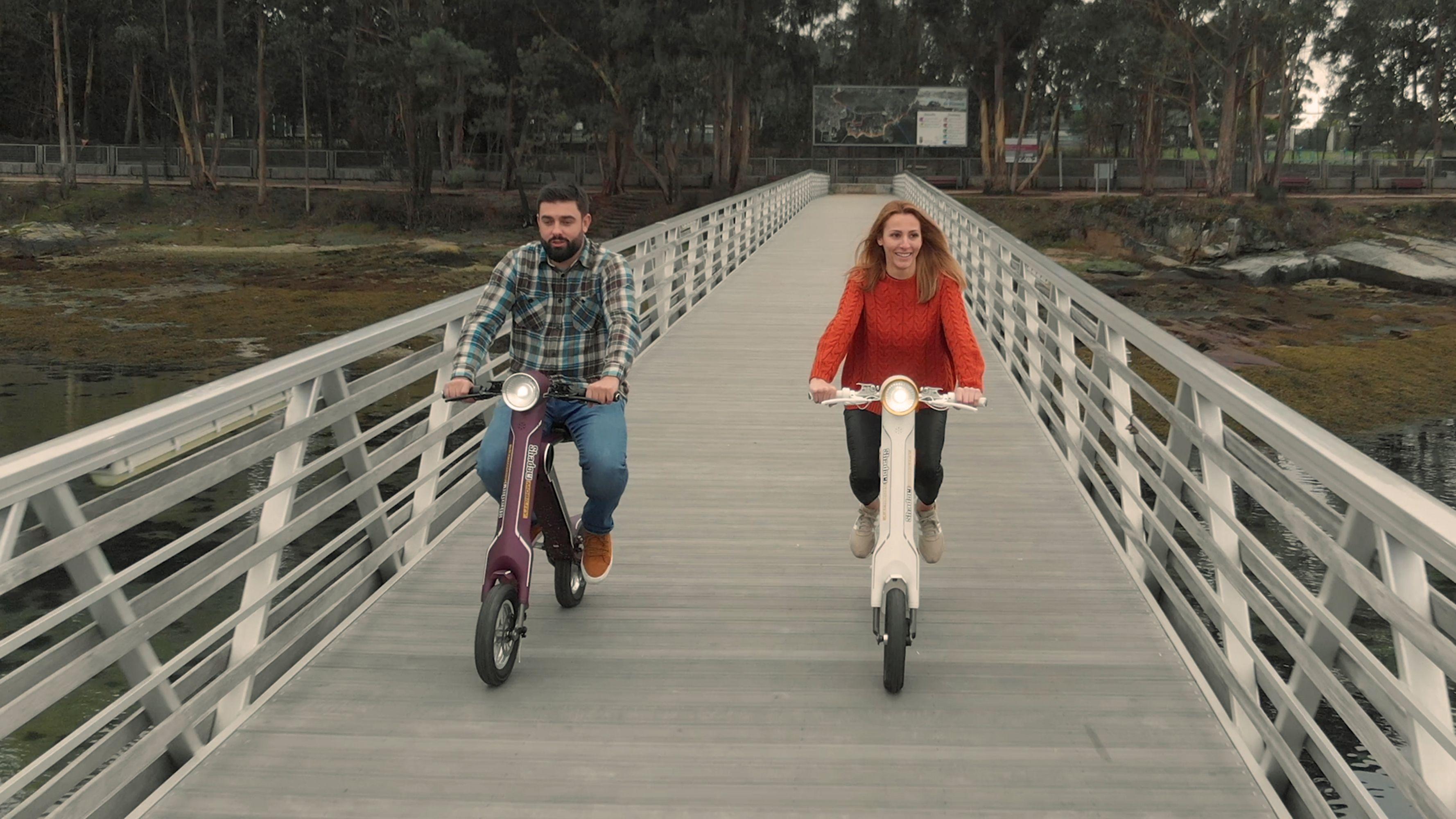 Shadow Mobility cruzando Puentes